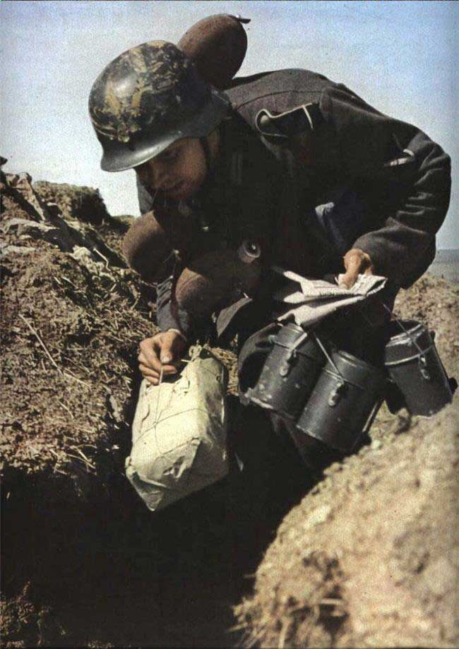 Eastern Front WW2 color | history | Pinterest | Pictures ...
