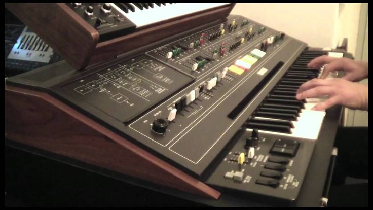 Yamaha CS80 - Preset 5 (Electric Piano)