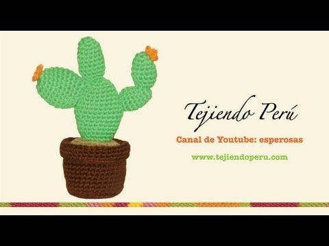 Cactus nopal - Tejiendo Perú