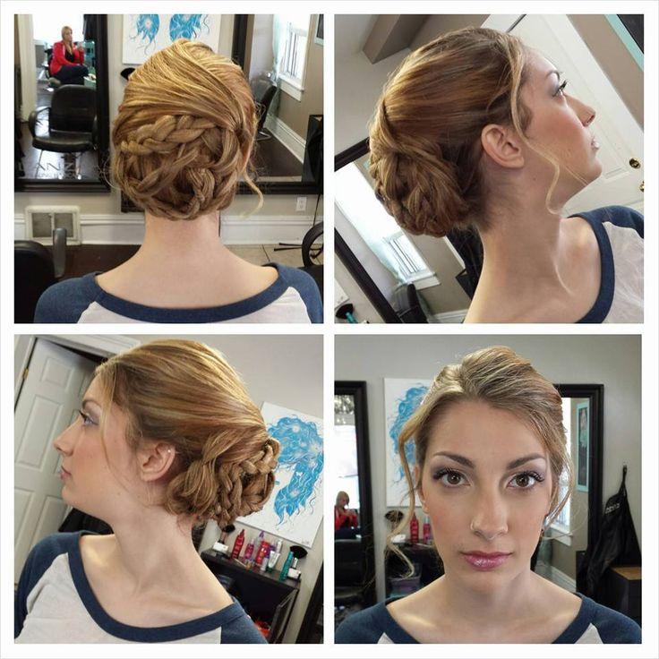 Formal Hair and Make up #hair Studio, Oshawa, Ontario