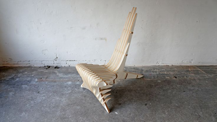 Peak Lounge Chair by Peter Qvist