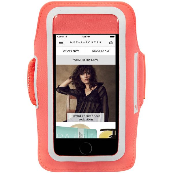 Media player armband Adidas by Stella McCartney, Size: One size (61 BRL) ❤ liked on Polyvore featuring adidas