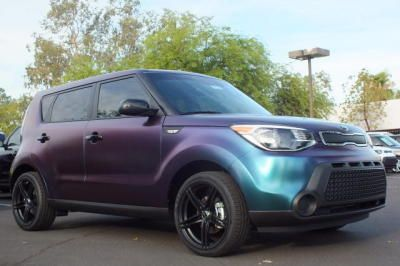 kia soul custom paint - Google Search