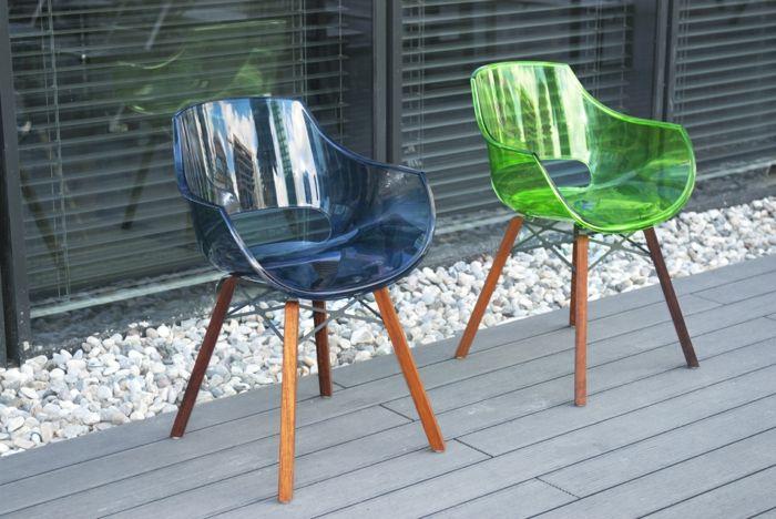 25 best ideas about chaise transparente on pinterest. Black Bedroom Furniture Sets. Home Design Ideas