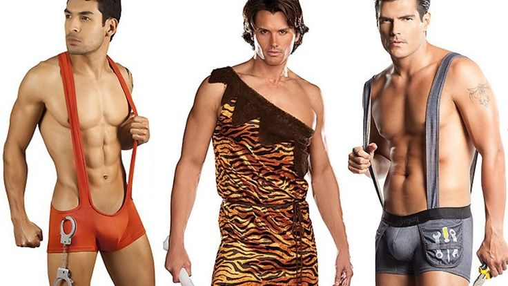12 Sexy Halloween Costumes For Men That Are Completely Ridiculous