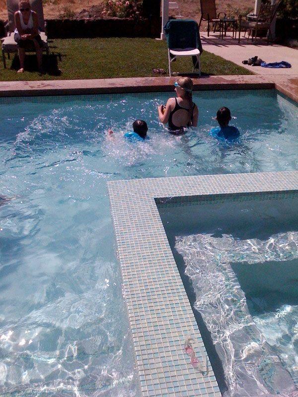 How Change Pool Light