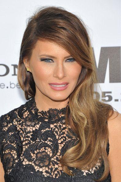 "Melania Trump (Donald Trump's wife) - ""Men In Black 3"" New York Premiere - Photos"