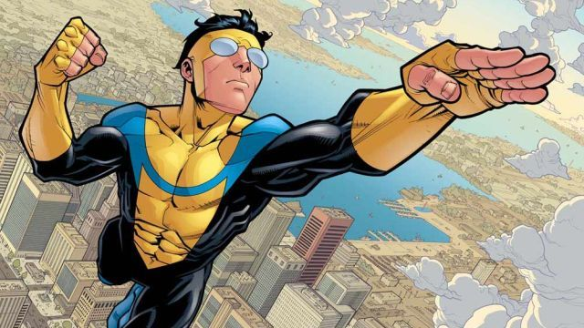 Seth Rogen & Evan Goldberg to Write and Direct Robert Kirkman's Invincible