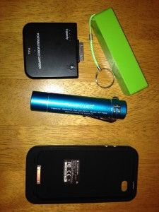 Enter to win an External Battery Charger Power Bank for your cell phone or tablet. The giveaway is open to US residents only and ends 3/26/14.