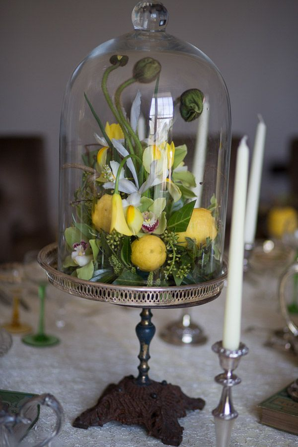 Quirky lemon wedding ideas — making our own sunshine