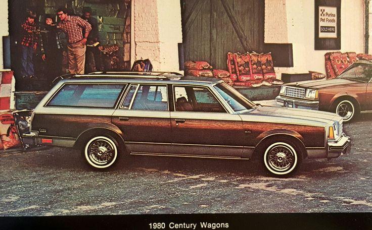 1980 Buick Century Station Wagon