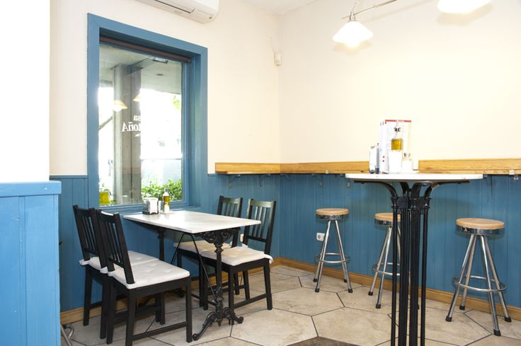 Diseño Restaurante.