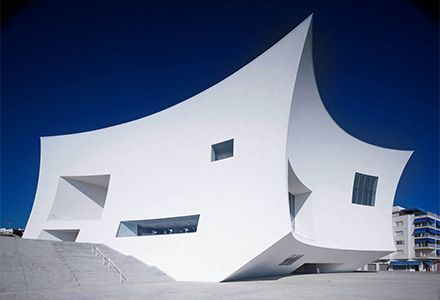 Concert Hall, Aguilas (Spain), by Estudio Barozzi Veiga