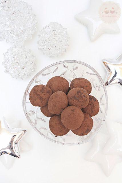 Trufas de Chocolate: fáciles y adictivas!!
