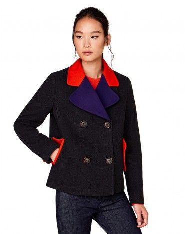 Women's coats and overcoats | Benetton 2017