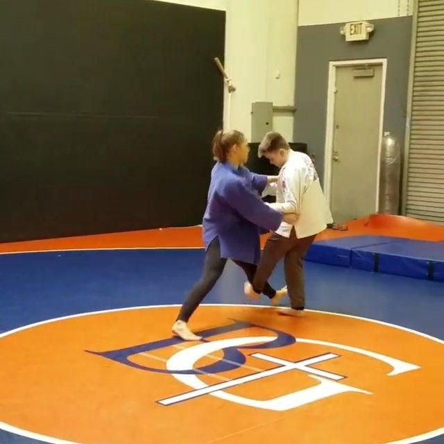 Ronda Rousey teaches judo to next generation in Instagram video | MMAjunkie