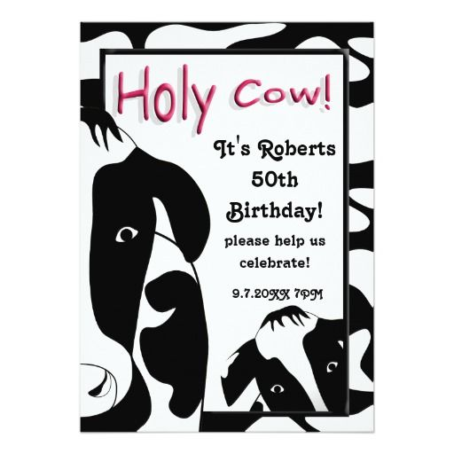 418 Best Images About Funny Birthday Party Invitations On