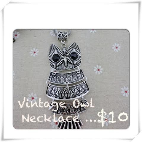 Vintage Stylish Hollow Out Owl Alloy Long Necklace http://www.boutiquebubu.com/boutique/accessories/vintage-stylish-hollow-out-owl-alloy-long-necklace/