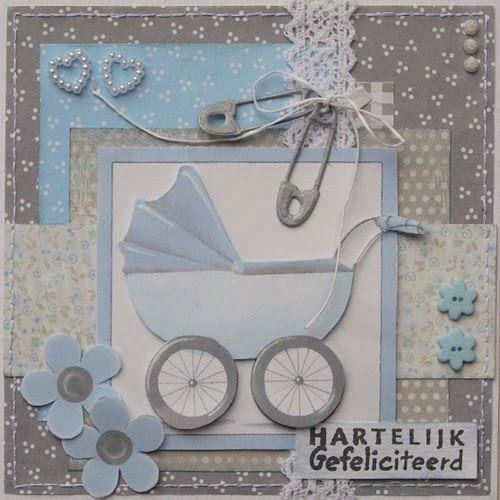 Marjoleine's blog: Babykaarten