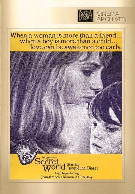 """DVD REVIEW: """"SECRET WORLD"""" (1969) STARRING JACQUELINE BISSET - Celebrating Films of the 1960s & 1970s"""