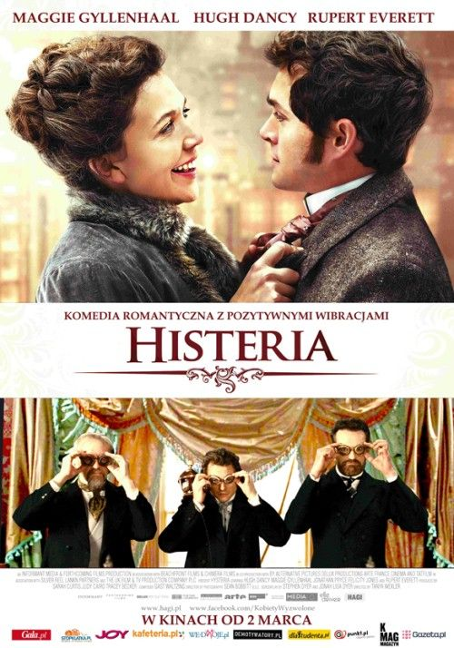 Hysteria (2011) - know history.