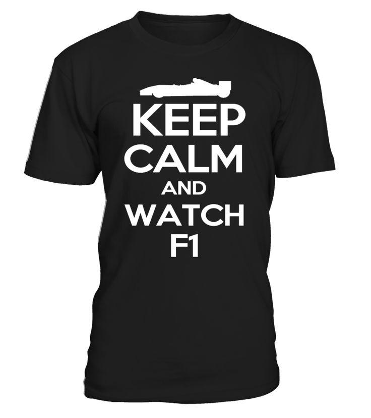 Keep calm and watch f1  #gift #idea #shirt #image #funny #motorcycle #biker #beautiful #giftfordad #giftforhusband #mentee