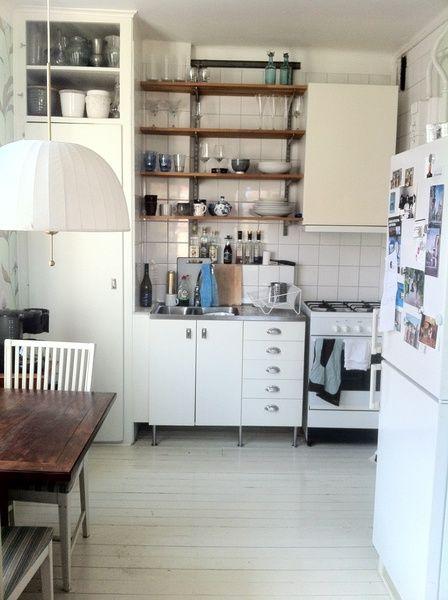 kök,renovera,platsbyggt kök,marmorskiva kök,30-tal