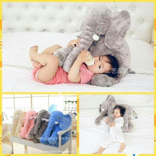 ช้าง ช้าง ช้าง ตัวใหญ่มาก นุ่มสุด ขนาด60cm น่ากอดมาก  ราคา ชิวๆๆ  499 บาท   มีมาไม่เยอะน้าาา สอบถามได้คะ Line : kirin-shop