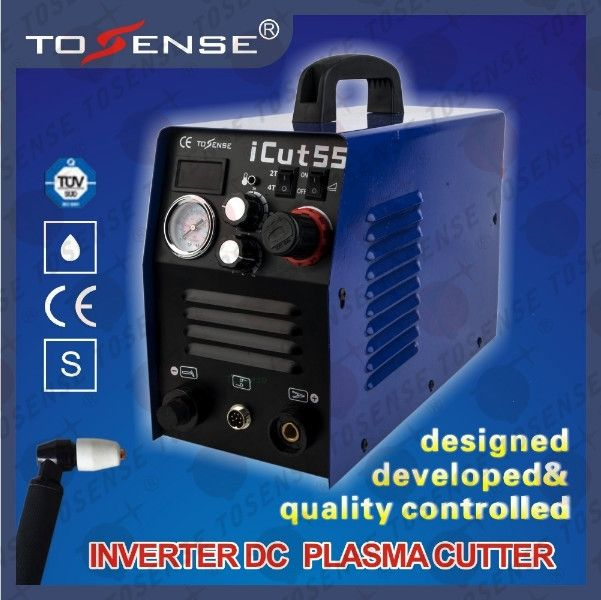 (398.00$)  Buy here  - Free shipping 2016 NEW 50A DC Inverter welder plasma cutter ICUT55 110V/220V with all accessories
