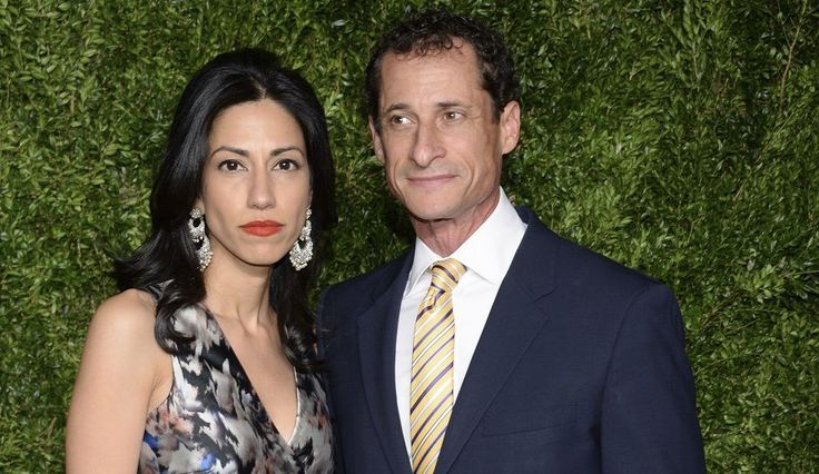 Did Huma Abedin And Anthony Weiner Topple Hillary Clinton's Empire? [Opinion]