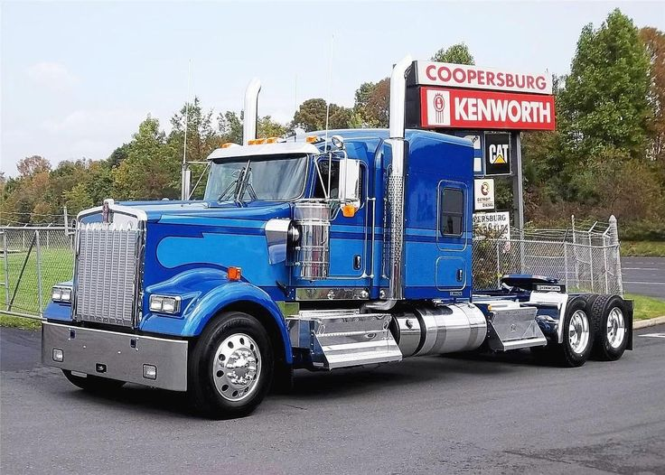 kenworth pickup truck for sale