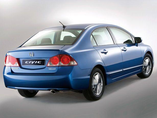 Honda Civic Hybrid (2006 – 2008).