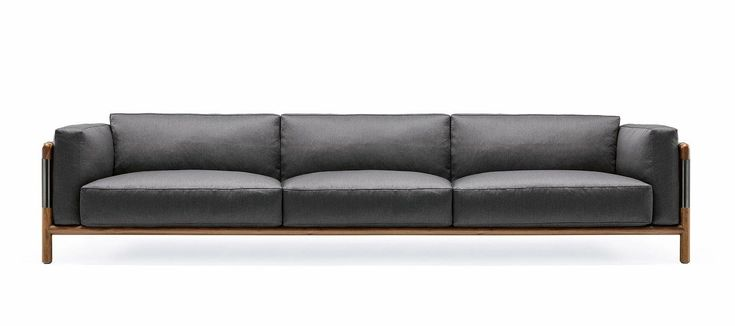 Giorgetti Carlo Colombo Urban Sofa Interior Supply Interiorofjupiter With Images Leather Sofa Living Room Sofa Modern Leather Sofa