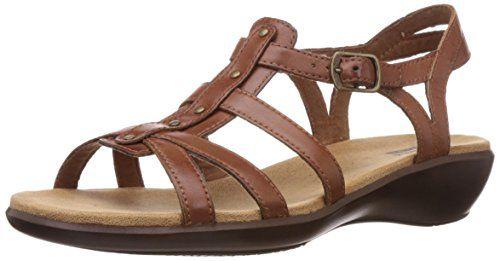 Clarks Roza Jaida, Damen Sandalen  Braun Marron (Tan Leather) 36 Clarks http://www.amazon.de/dp/B00F1JW36O/ref=cm_sw_r_pi_dp_5Y8Gvb1Y8H42Q