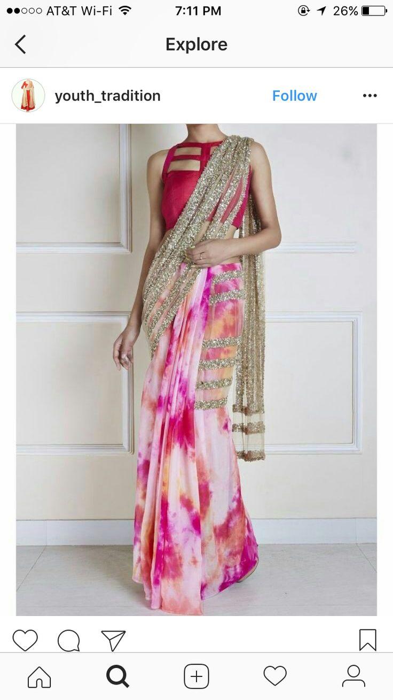 #Sari #Women #Fashion