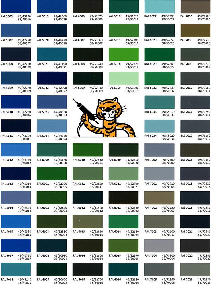 interior ral paint chart » Electronic Wallpaper | Electronic Wallpaper