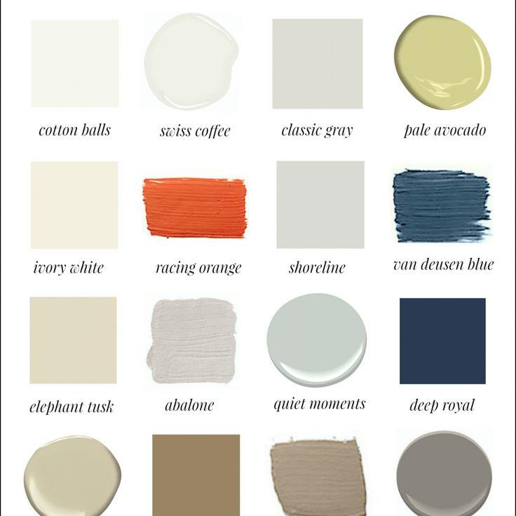 North Facing Bedroom Colour Scheme Bedroom Sets Beige Bedroom Athletics Logo Cool Bedroom Decorating Ideas Diy: Best 25+ Coordinating Paint Colors Ideas On Pinterest