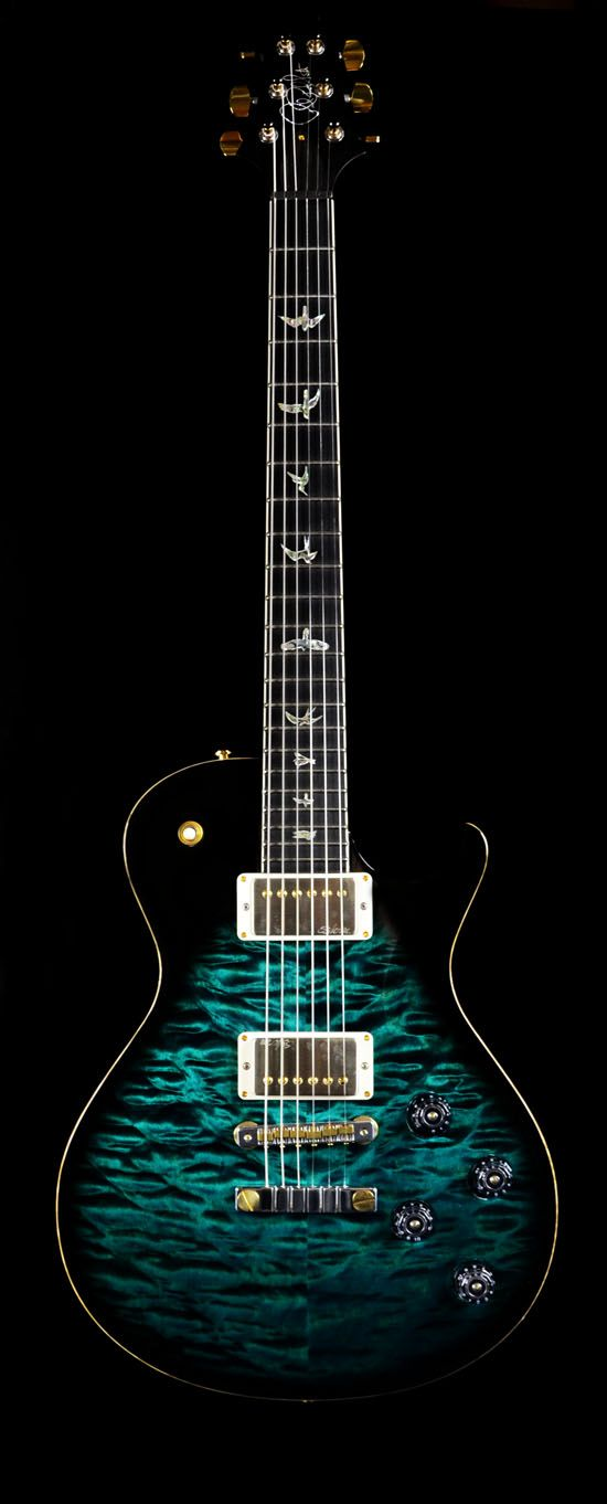 Wild West Guitars : PRS Artist Package SC58 Abalone Smokeburst