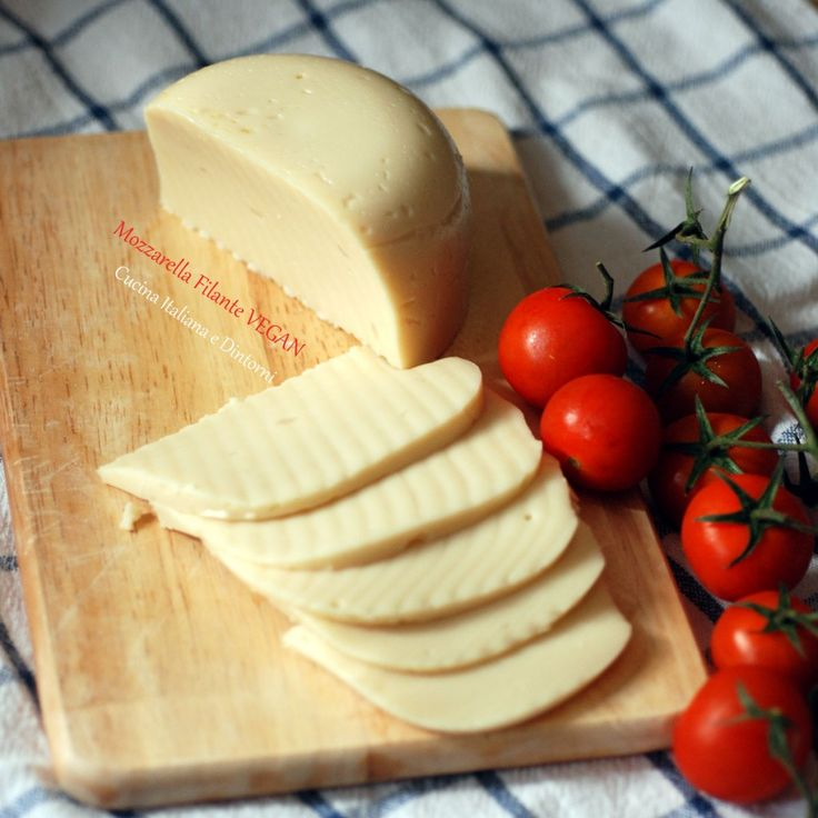 mozzarella-vegana