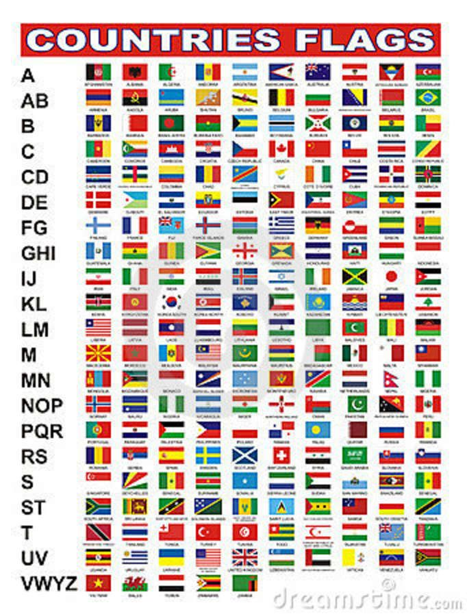 31 best images about Flags on Pinterest   Flags of the world, The ...