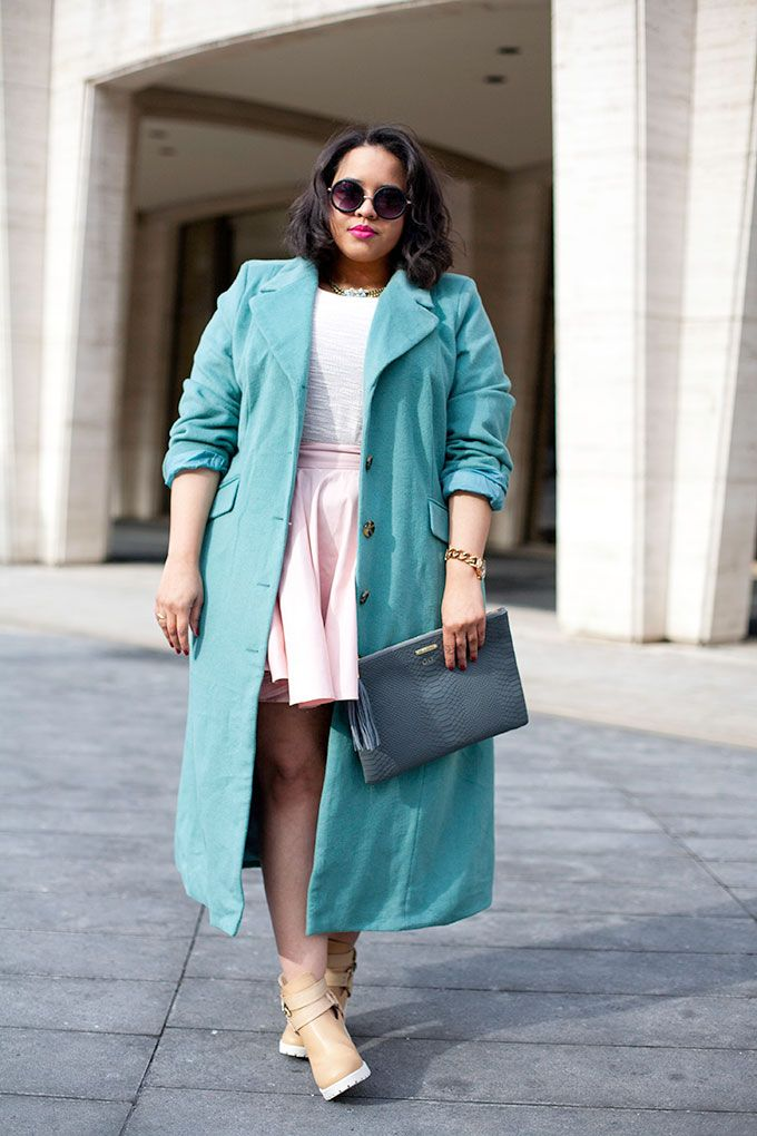 GABIFRESH: Happy Valentine's Day! In Maurice's, Asos and Jessica London.