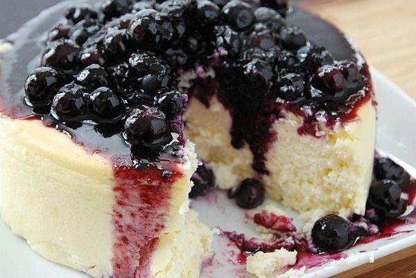 The Novice Chef » Crème Fraîche Cheesecake GOK, de suiker vervangen.....