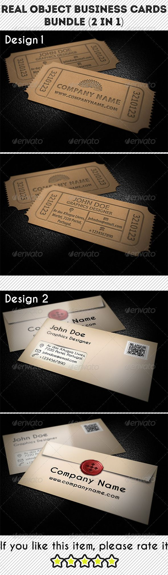 98 best business card s e l e c t i o n images on pinterest real object business cards bundle reheart Choice Image