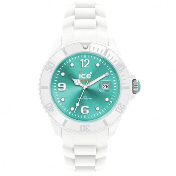 Horloges - Ice Watch White White turquoise Unisex