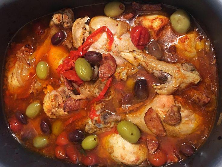 Spanish Chicken |
