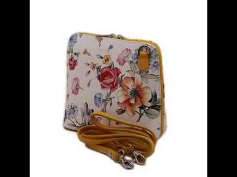 Borsete Dama Piele Narurala 2017 Verra Pelle made in italy New Bags Galati www.newbags.ro - YouTube