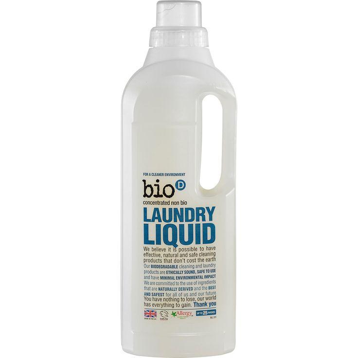 Flytande koncentrerat tvättmedel utan tillsatta doftämnen samt optiska blekmedel. Mild men effektiv formel som ger ren tvätt både vid hand- eller maskintvätt och i varmt eller kallt vatten!
