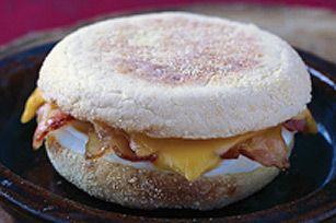 Quicker-Than-Fast-Food Egg Sandwich recipe