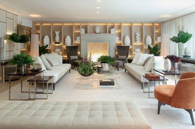 Top arquitetos e decoradores criam ambientes inspirados em viagens