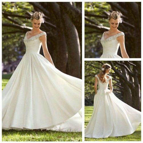 свадебные платья из тафты фото - Поиск в Google